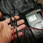 KOMINE EK-102 電熱ジャケット修理